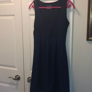 Active Sundress by Columbia dark blue and purple
